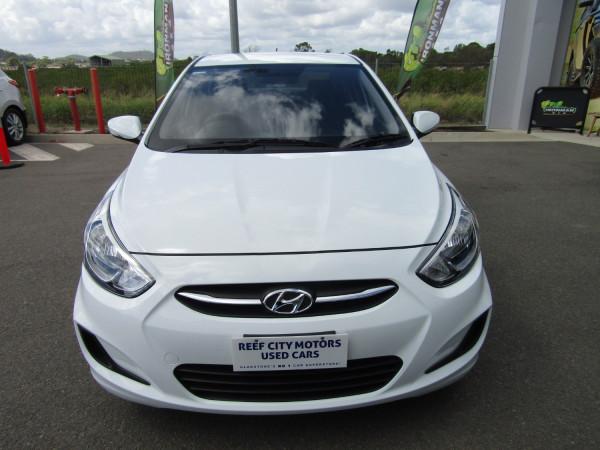 2016 MY17 Hyundai Accent RB4 MY17 ACTIVE Sedan