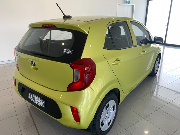 2020 Kia Picanto JA MY20 S Hatchback Image 10