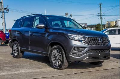 2020 SsangYong Rexton Y400 MY20 ELX Suv Image 2