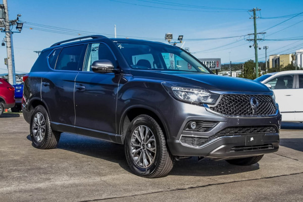 2020 SsangYong Rexton Y400 ELX Suv Image 3
