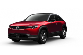 2021 Mazda MX-30 DR Series G20e Astina Wagon Image 4