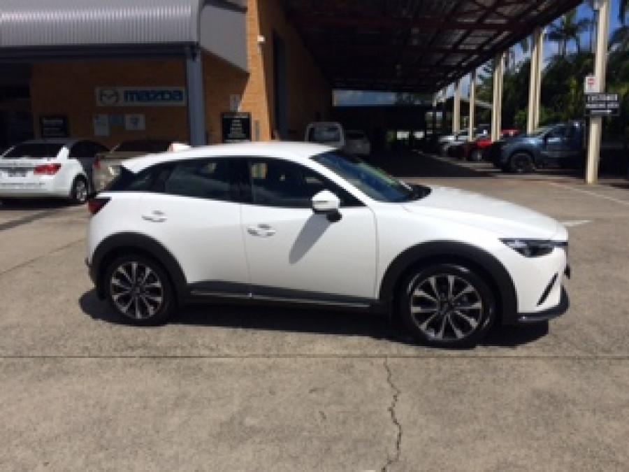 2019 Mazda CX-3 DK4W7A sTouring Suv Image 1