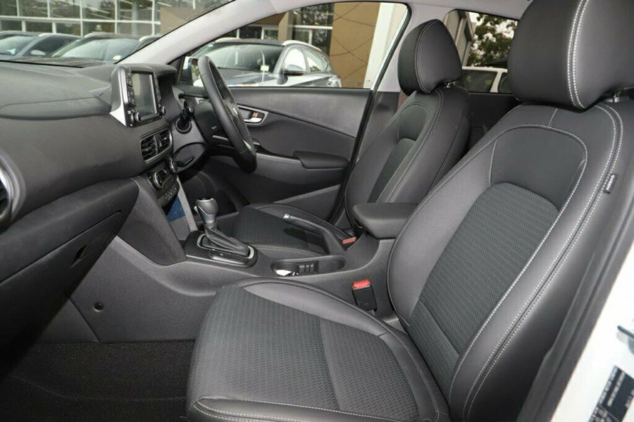 2020 Hyundai Kona OS.3 Elite Suv Image 12