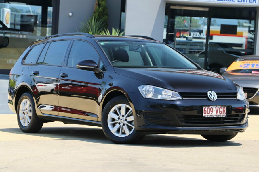 2013 MY14 Volkswagen Golf VII MY14 90TSI DSG Wagon