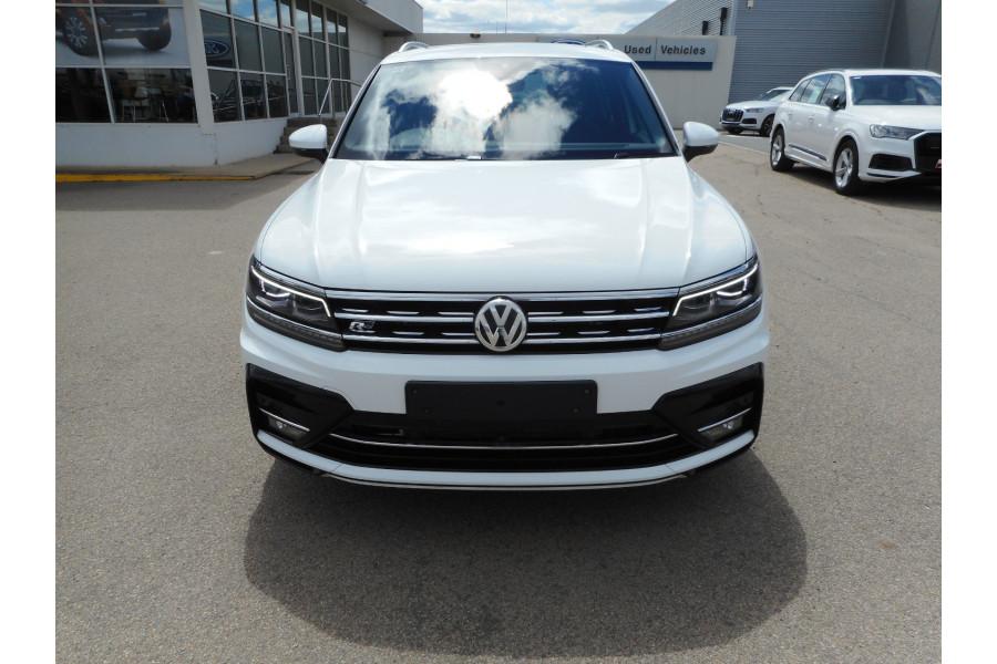 2018 Volkswagen Tiguan 5N  140TDI Highline Suv