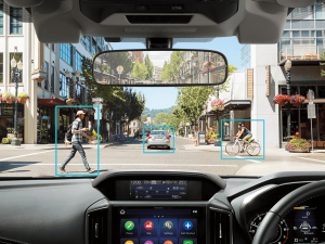 EyeSight Driver Assist Image
