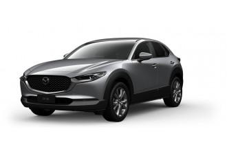 2021 Mazda CX-30 DM Series G20 Evolve Wagon Image 2