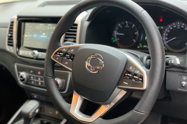 2019 SsangYong Musso Ultimate Plus 5 of 22