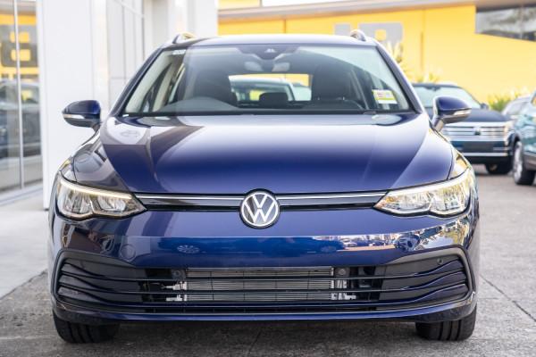 2021 Volkswagen Golf 8 110TSI Golf Wagon Image 4