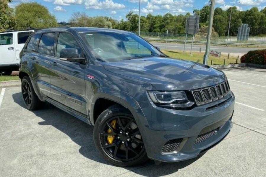 2018 Jeep Grand Cherokee WK MY18 Trackhawk Suv