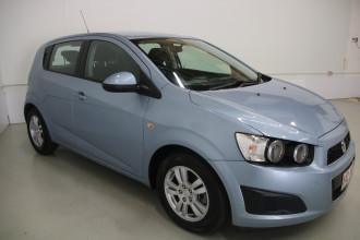 2012 Holden Barina TM TM Hatchback Image 3