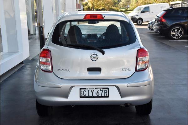 2012 Nissan Micra K13 ST-L Hatch Image 5