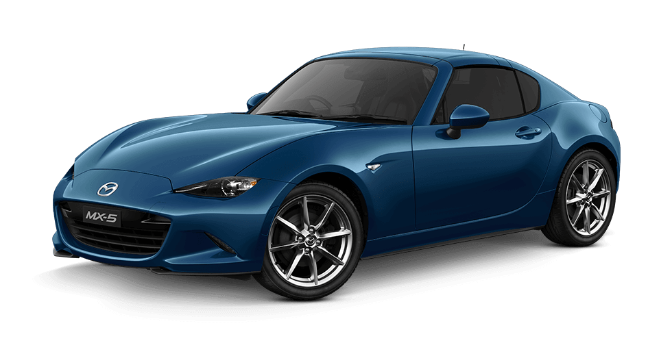 2018 MAZDA MX-5 RF GT | 2.0 LITRE MANUAL