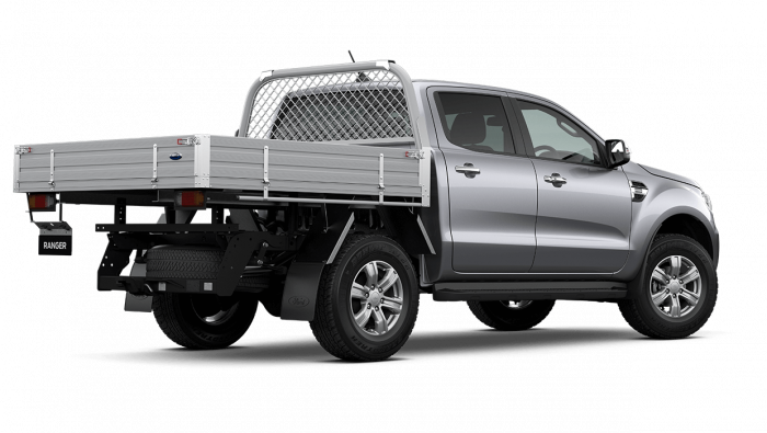 2020 MY21.25 Ford Ranger PX MkIII XLT Double Cab Chassis Cab chassis Image 11