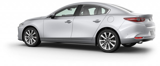 2020 Mazda 3 BP G25 Astina Sedan Sedan Mobile Image 19