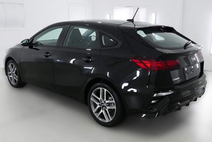 2019 MY20 Kia Cerato Hatch BD Sport with Safety Pack Hatchback