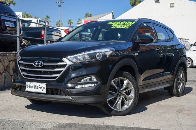 2017 Hyundai Tucson TL MY18 Active X Suv