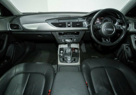 2014 Audi A6 4G MY14 Multitronic Sedan