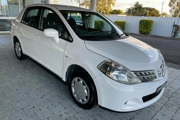 2011 Nissan Tiida C11 Series 3 MY ST Hatchback