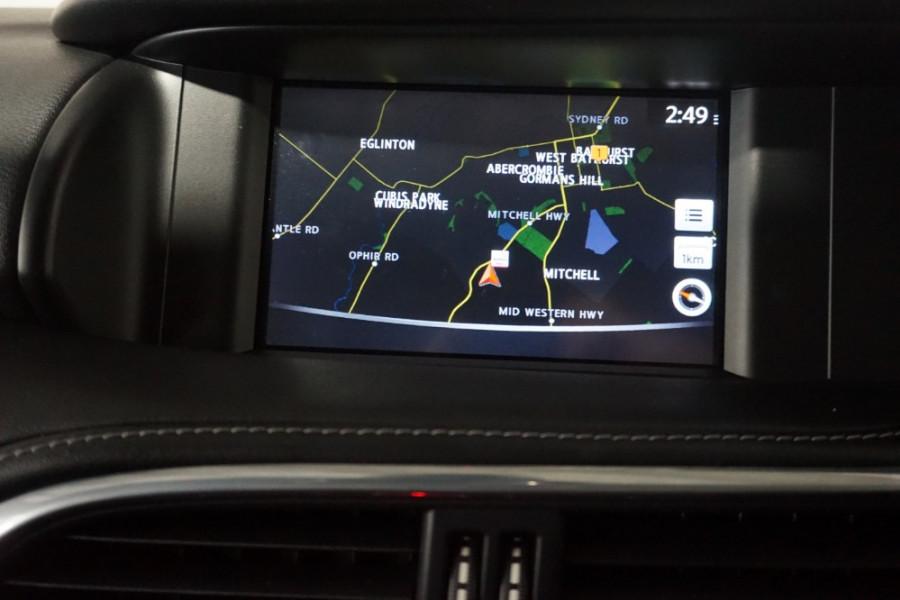 2016 Infiniti Q30 H15 Turbo GT Wagon