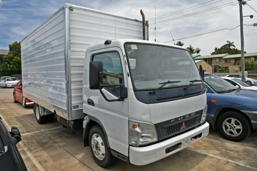 2007 Mitsubishi Canter FE659F6 Cab chassis