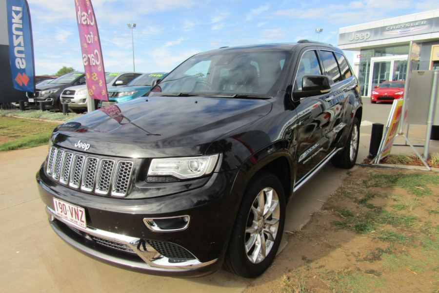 2015 Chrysler Grand Cherokee WK MY15 SUMMIT Wagon