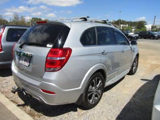 2016 Holden Captiva CG LTZ Suv