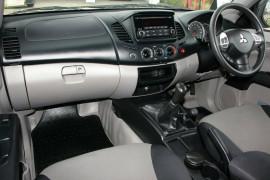 2014 MY15 Mitsubishi Triton MN MY15 GLX Double Cab 4x2 Utility