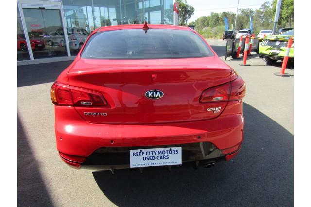 2014 Kia Cerato YD MY14 KOUP Coupe Image 5