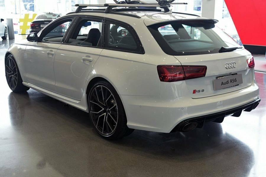 2018 Audi Rs6 RS 6 Performance 4.0L TFSI Quattro Tip 445kW A Wagon