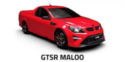 New HSV GTSR Maloo