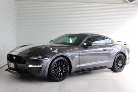 2019 Ford Mustang Coupe Image 4