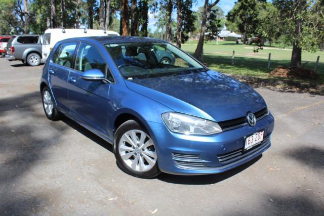 2014 MY15 Volkswagen Golf Hatchback Image 2