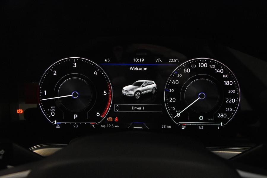 2020 MY21 Volkswagen Touareg CR 170TDI Suv Image 11