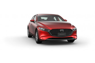 2021 MY20 Mazda 3 BP G20 Pure Hatch Hatchback Image 5