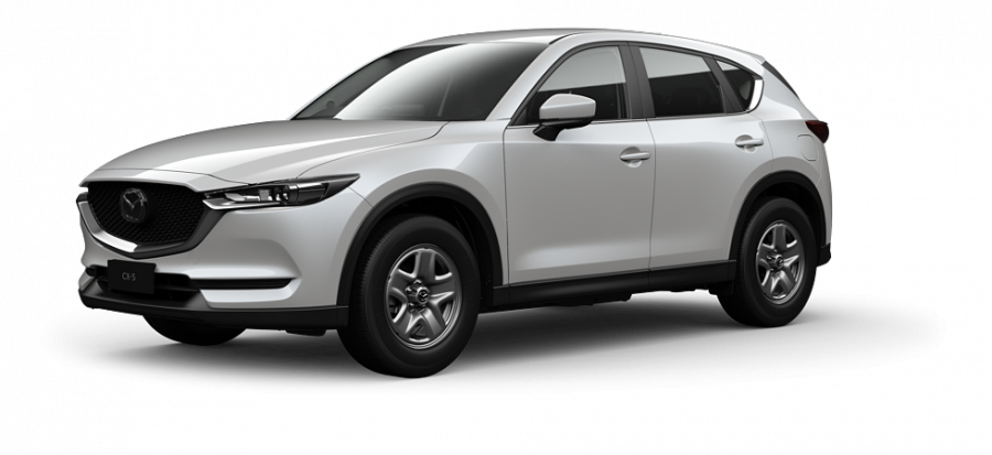 2020 Mazda CX-5 KF Series Maxx Suv Image 1