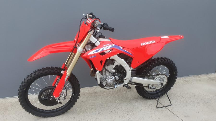2020 Honda CRF450R TEMP 2020 CRF450R Image 11