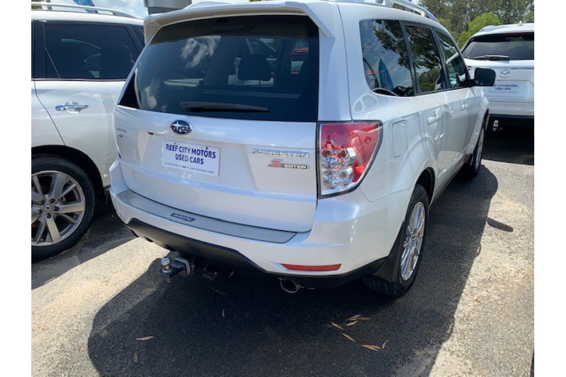 2010 MY11 Subaru Forester S3 MY11 S-EDITION Suv