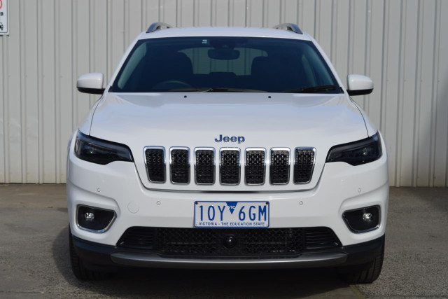 2019 Jeep Cherokee Limited 25 of 29