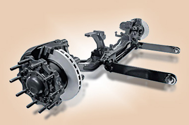 Axor The tried-and-tested stabiliser link