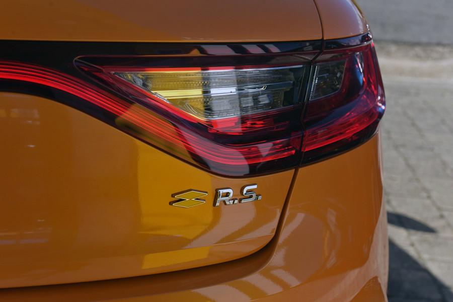 2019 MY18 Renault Megane R.S. BFB 280 Auto Hatchback