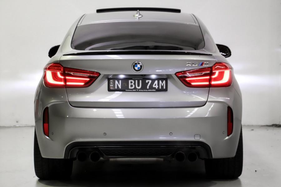 2016 BMW X6 M F86