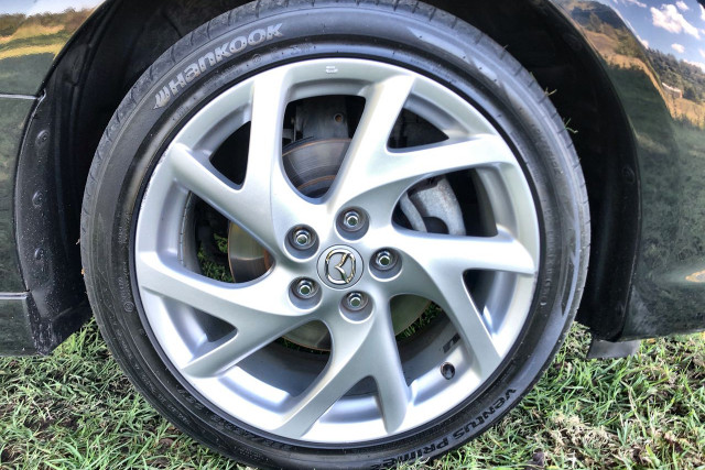 2012 Mazda 6 GH1052 MY12 Luxury Sports Hatch Image 2