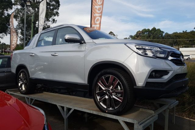 2019 SsangYong Musso Ultimate 2 of 2