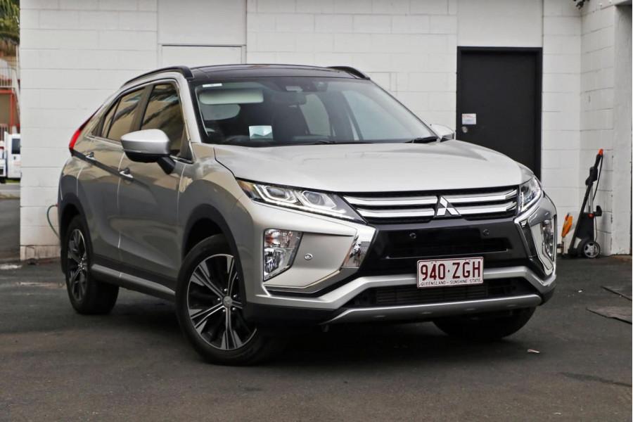 2019 Mitsubishi Eclipse Cross YA MY19 Exceed Suv