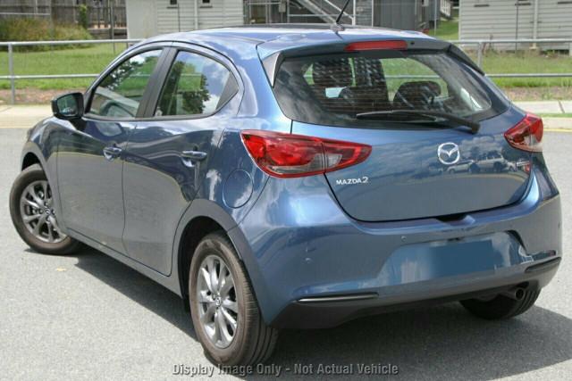 2020 Mazda 2 DJ Series G15 Pure Hatchback Mobile Image 3