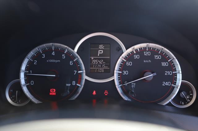 2012 Suzuki Swift FZ Sport Hatchback Image 14