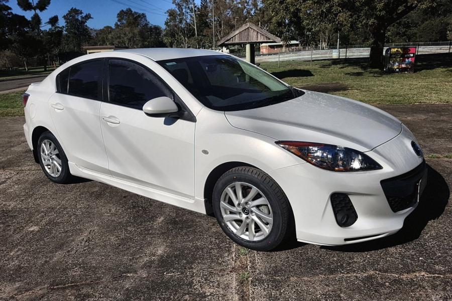 2013 Mazda 3 BL10F2 MY13 Maxx Sedan