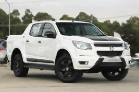 Holden Colorado Z71 Crew Cab RG MY16