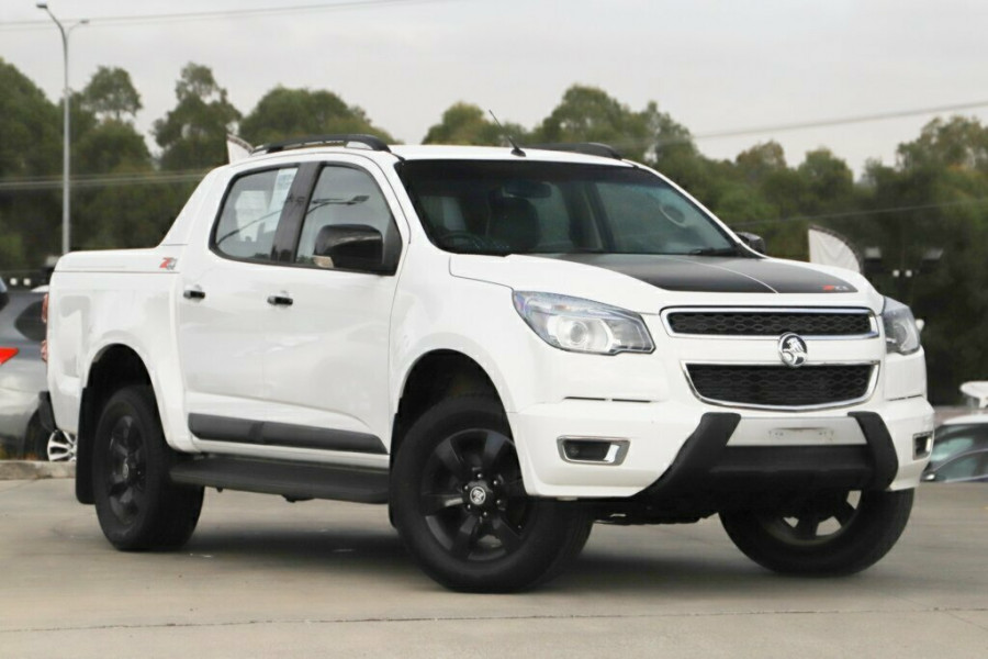 2015 MY16 Holden Colorado RG MY16 Z71 Crew Cab Utility